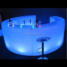 Workwell 2014 new design LED color bar counter Kw-L01