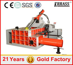 Krrass Brand Y81-160 scrap copper baler for hot deal