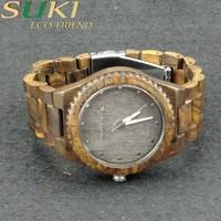 hot sale fashion luxury wood watch bewell wooden watch 2015 men