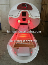 2014 New Product far infrared beauty spa capsule