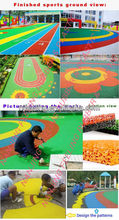 EPDM chips/ epdm synthetic rubber/granulated epdm rubber flooring-G-Y-150106-1