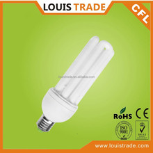 High quality energy saving lamp 4u 35w e25 cfl lamp 4200k