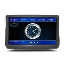 car gps dvd player for A180/A200/B180,Support USB ipod/iPhone connection,mp3/mp4