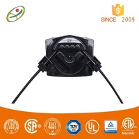 Low power loss high quality solar pv junction box for solar panel(PV-XT0912)