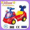 Alison C30437 push and go children slide cars