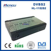 Best price dvb-s2 MPEG4 H.264 FTA HD digital mini satellite receiver mini dvb s2