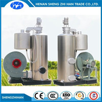 ZLRF middle Temperature Wood Burning Boiler Stove