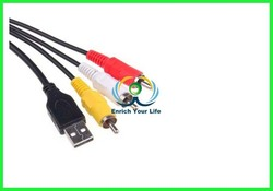 for GSI - 3 RCA To USB Cable