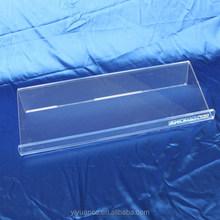 shelf//acrylic supermarket shelf/acrylic storage shelf