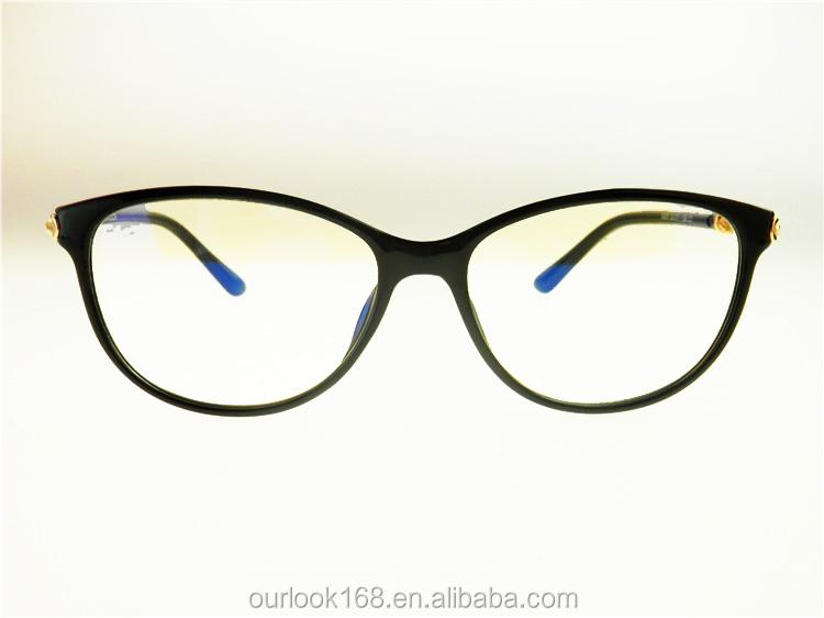 2017 Good Quality New Style Anti Blue Ray Walmart Eyewear Frames ...