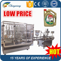 Automatic liquid pouring machine,lube oil filling line,lube filling line