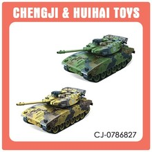 2015 new 1 20 scale plastic rc military tank model toy for sale