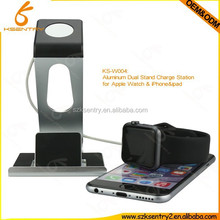 Universal Desk Display mobile phones Stand Holder for mobile phones and smart watches and tablet pc