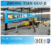 self-propelled articulated work platforms/360 degree rotate lifters