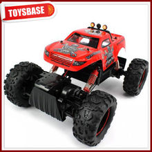 757-4WD05 RC Electric Rock Crawler King (1:12 Scale) R/C Off-Road 4WD Vehicle w/NiCd Rechargeable Battery & Radio control toy