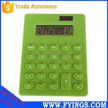 promotional electronic solar desktop calculator 12 digit hesap makinesi