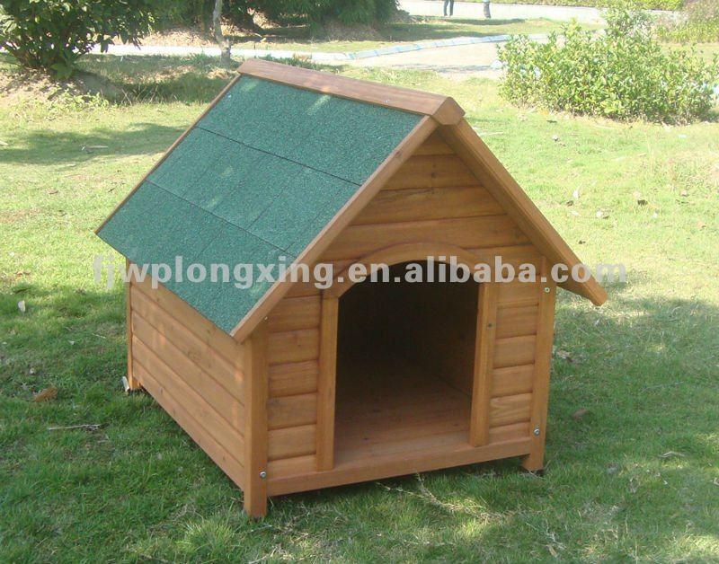 Outdoor hölzernen hundehütte lxph- 211