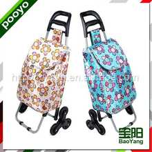 shopping trolley new design picnic backpack wine cooler bags