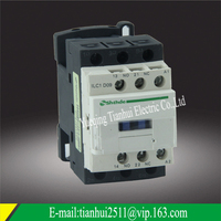 yueqing made full silver point Te series LC1-D09 ac contactor