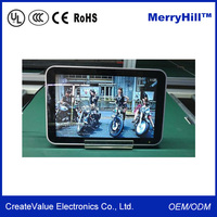 12V LED TV For Advertising 7/ 10/ 15/ 17/ 19/ 22/ 24 inch DC Powered Widescreen TFT LCD Monitor