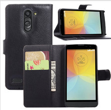 for LG L80 phone case, wallet leather case for LG L80