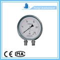 Medidor eléctrico contacto de presión