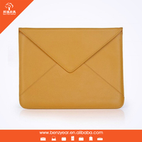 100% Italian genuine leather case for ipad 6 ipad mini