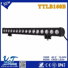 2014 News! 40.5inch 160W LED Light Bar off road heavy duty, indoor, factory,suv military,agriculture,marine,mining work light