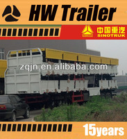 China hot sale! 3 axles 50tons cargo trailer 20315