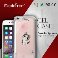 Design hotsell wholesale stylish cell phone cover case for iphone5 pvc case