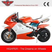 Mini 49cc 2 stroke Pocket Bike for kids (PB008)