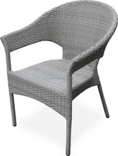 Outdoor furniture high quality competitive price garden rattan dining chair