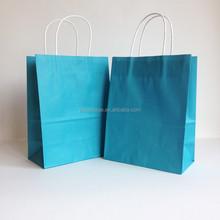 High Quality Luxury Printed Handle Paper Bag