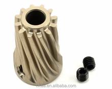 outside gear teeth external gear ring Motor Pinion Gear