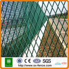 expandida de malha de metal com aço / galvanizado / alumínio placa de aço inoxidável