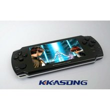 Built-in flash 4GB 4.3 inch touch screen mp5 player