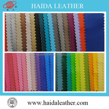Leather shoes factory wholesale price Abrasion-Resistant PVC/PU black Shoe synthetic Leather for Making Shoe