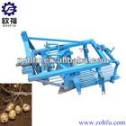 Colheitadeira de batatas combinado com tractor 12-60hp preço da promoção