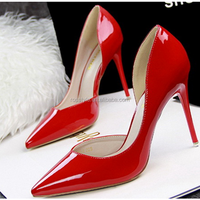 Pretty Steps 2014 nude chinese girls photos Casual pumps women high heels shoe accept small quantity wholesale 2014 for lady