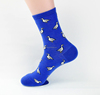 Factory wholesale children cute boy cartoon tube socks of cotton material