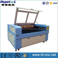 2 Years warranty fabric Acylic wood pen laser engraving machine 1390
