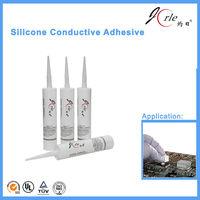 white silicone adhesive for bonding