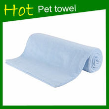 High quality Microfiber Pet Cleaning Towel For Dog Washing /pet drying towel