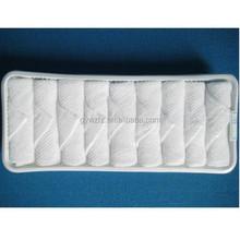 100% cotton terry jacquard disposable airline towel