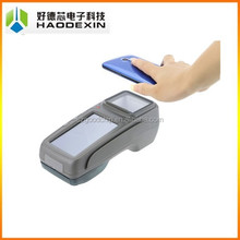 Magic price !!! $125~$199.89/set mobile pos device with MSR/RFID card reader support 3G/Wifi/Ethernet---Gc028+