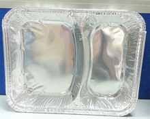 Aluminum foil house food container