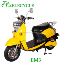 powerful electric motorcycle with 800W or 1000W motor