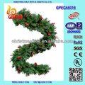 Corona de flores y guirnaldas navideñas muy vendidas Alibaba Express