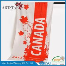 Factory Popular top quality custom logo compressed beach towels with good price