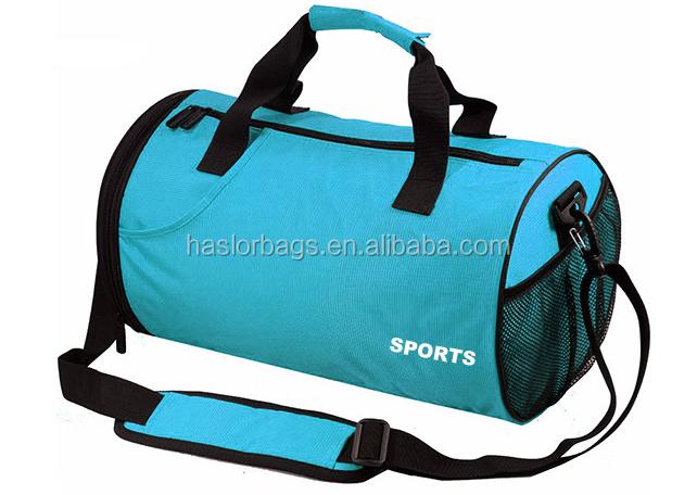 Mode sport sac à bandoulière avec chaussures compartiment